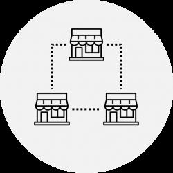 Cloud ePOS Kassensysteme im Filialverbund